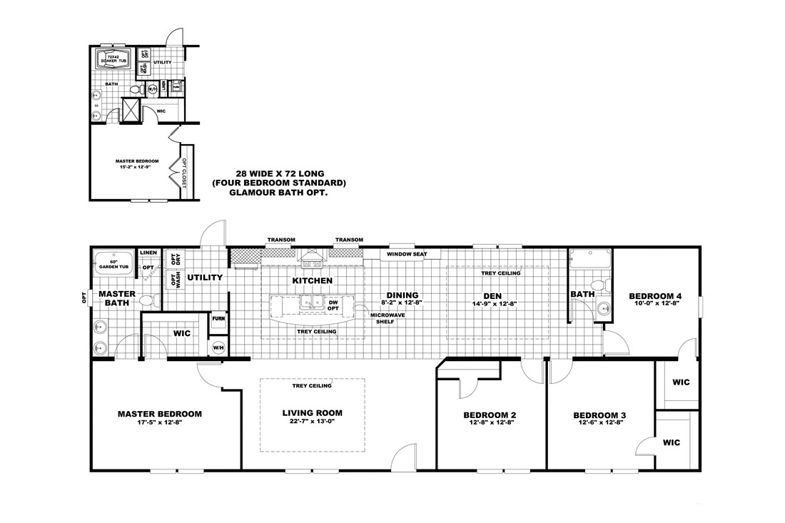 Schult Richfield Heritage on 6x8 bathroom designs floor plans, greenhouse plans, cliff may homes plans,